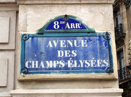 Things to do in Paris - Champs Élysées