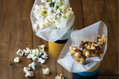 Summer Bucket List - Jalapeño and Popcorn
