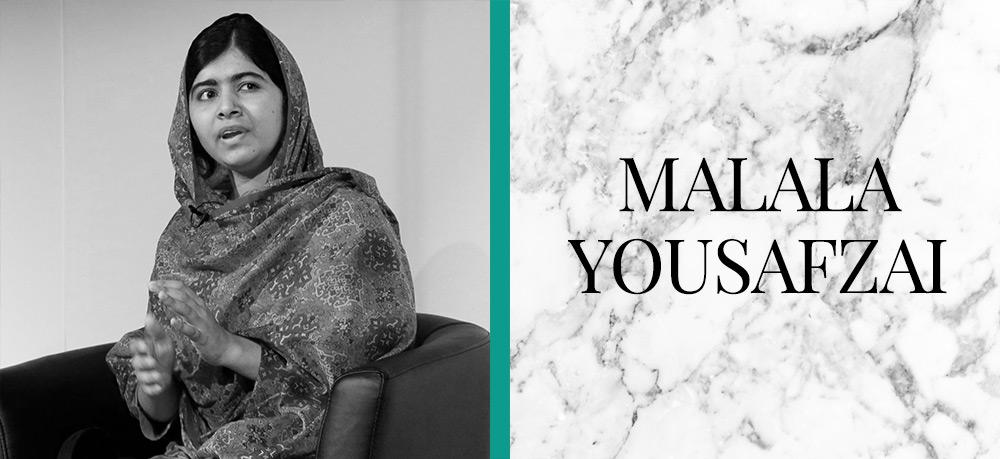 Inspirational-Women-of-the-21st-Century - Malala Yousafzai