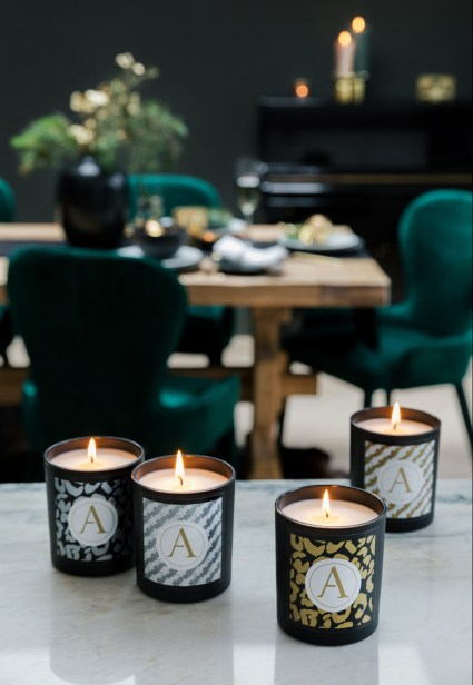 Dining 8812 A by Amara Candles