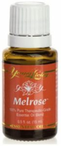 Melrose essential oil blend