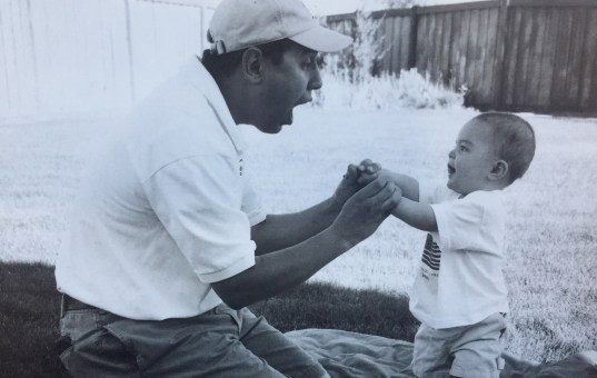 The Pressure and Joy of Being a Dad