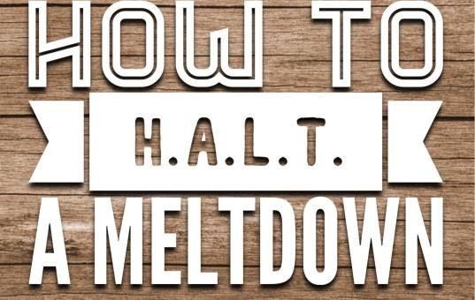 H.A.L.T.