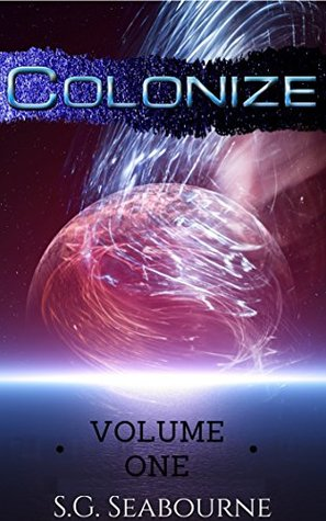 Colonize: Volume One Book Cover