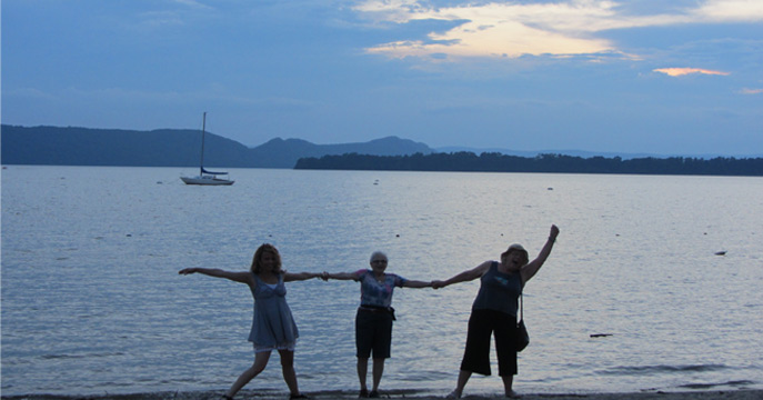 Reloving America Summer 2013: On the Hudson River