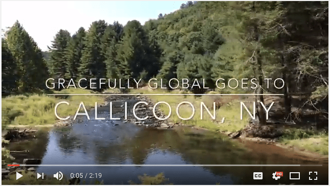Vlog: Country Mountain Getaway in Callicoon, NY