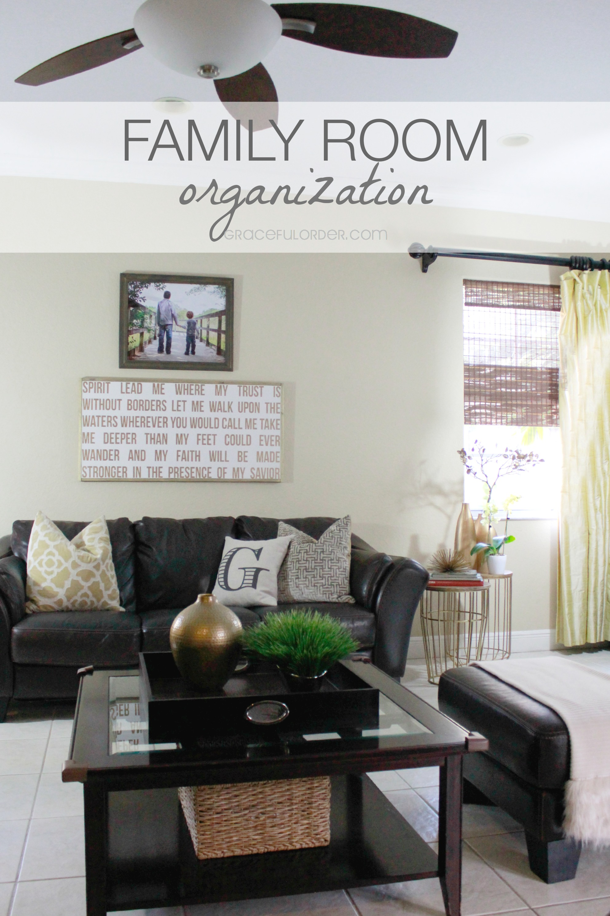 family room Archives - Graceful Order