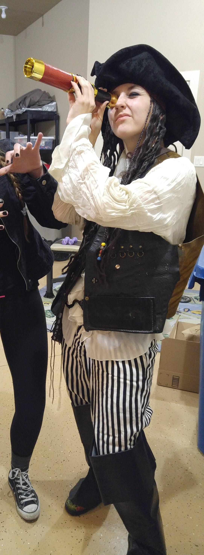 Jack Sparrow Grace V2