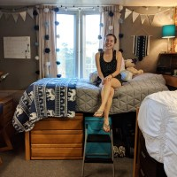 My Dorm Room Tour!