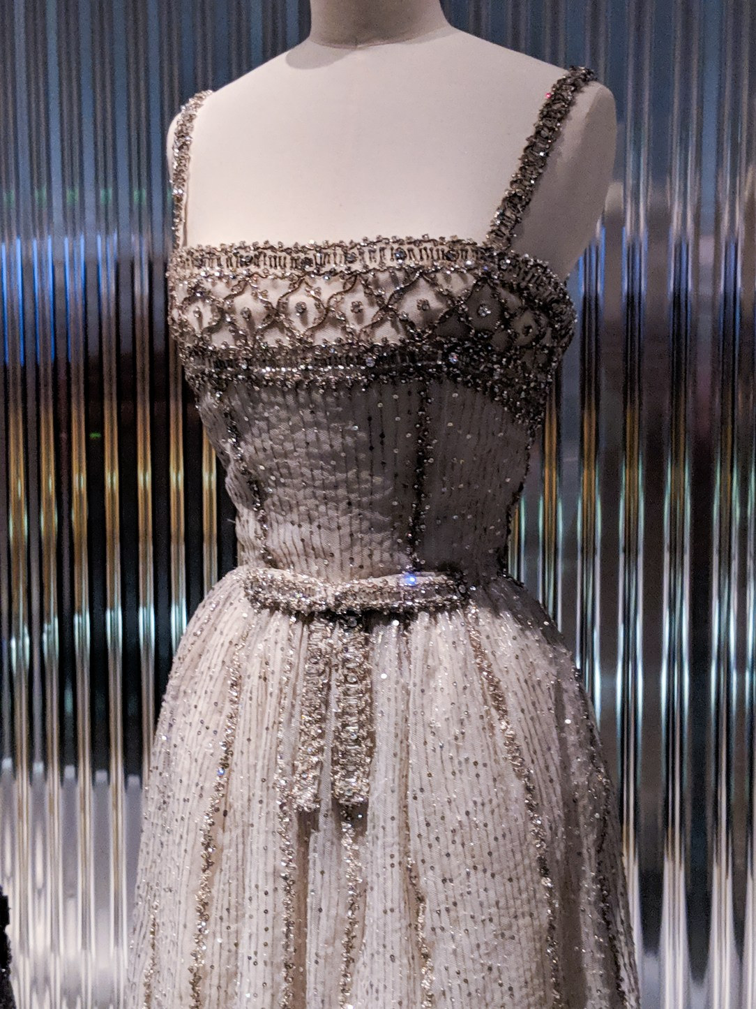Dior: From Paris to the World Exhibit