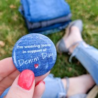 Wear Denim, Support Survivors: Denim Day 2019