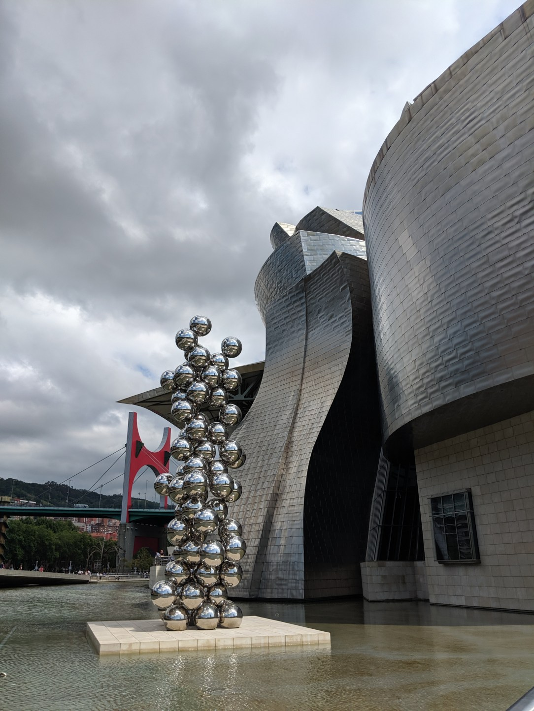 Guggenheim Museum, Bilbao, Spain travels,