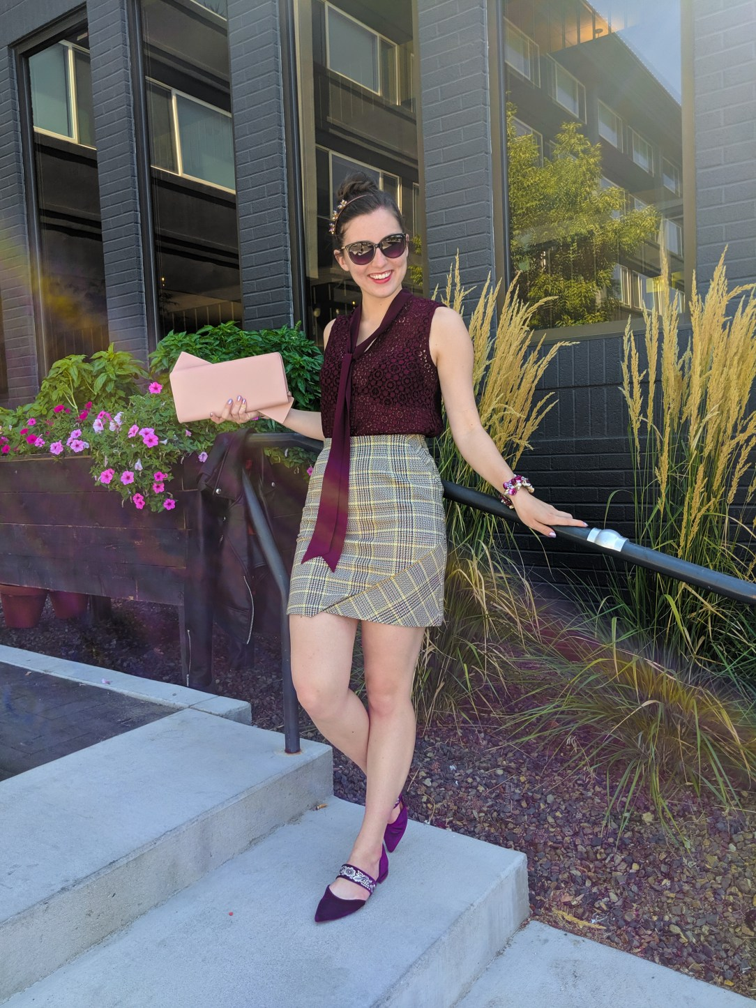 fashion blogger, fashion week, NYC, stylish fall outfit