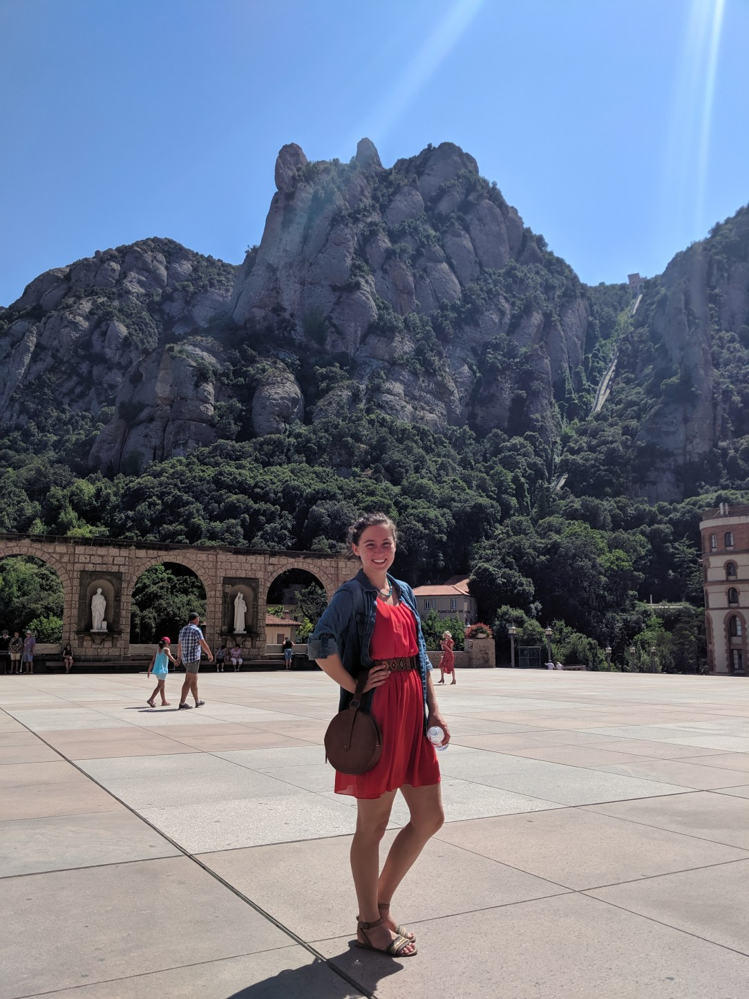 montserrat, Catalonia, Spain, monastery