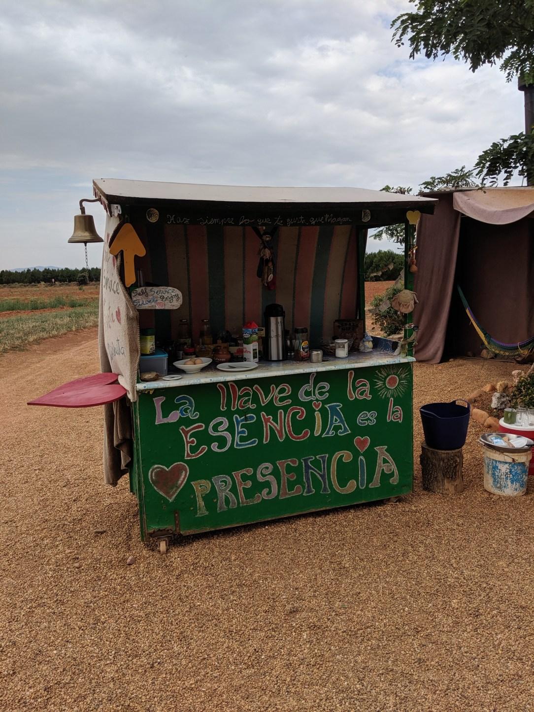 Spanish hospitality, Camino Frances