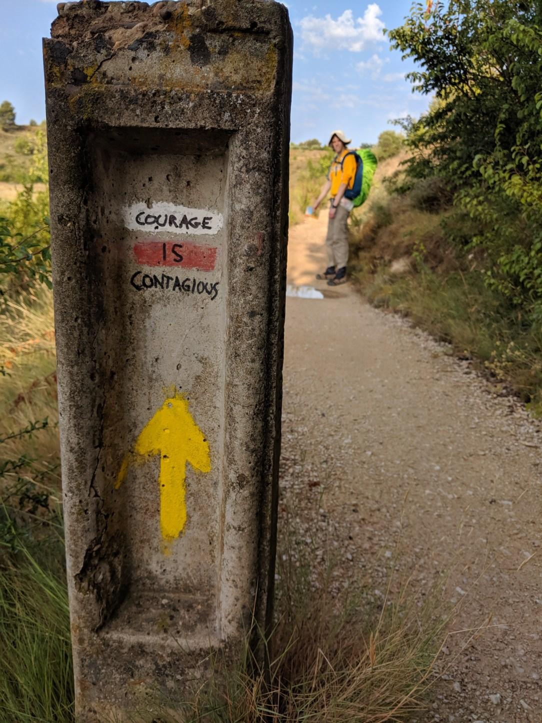 Camino de Santiago, Spain, pilgrimage
