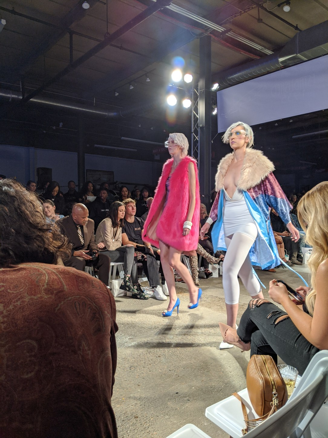 What a Fashion Show is Really Like