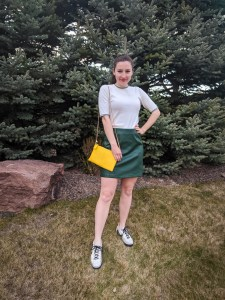 Betty Cooper style, Betty Cooper outfit
