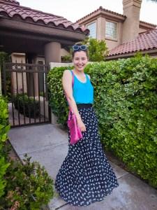 umbrella-printed-maxi-skirt-turquoise-top