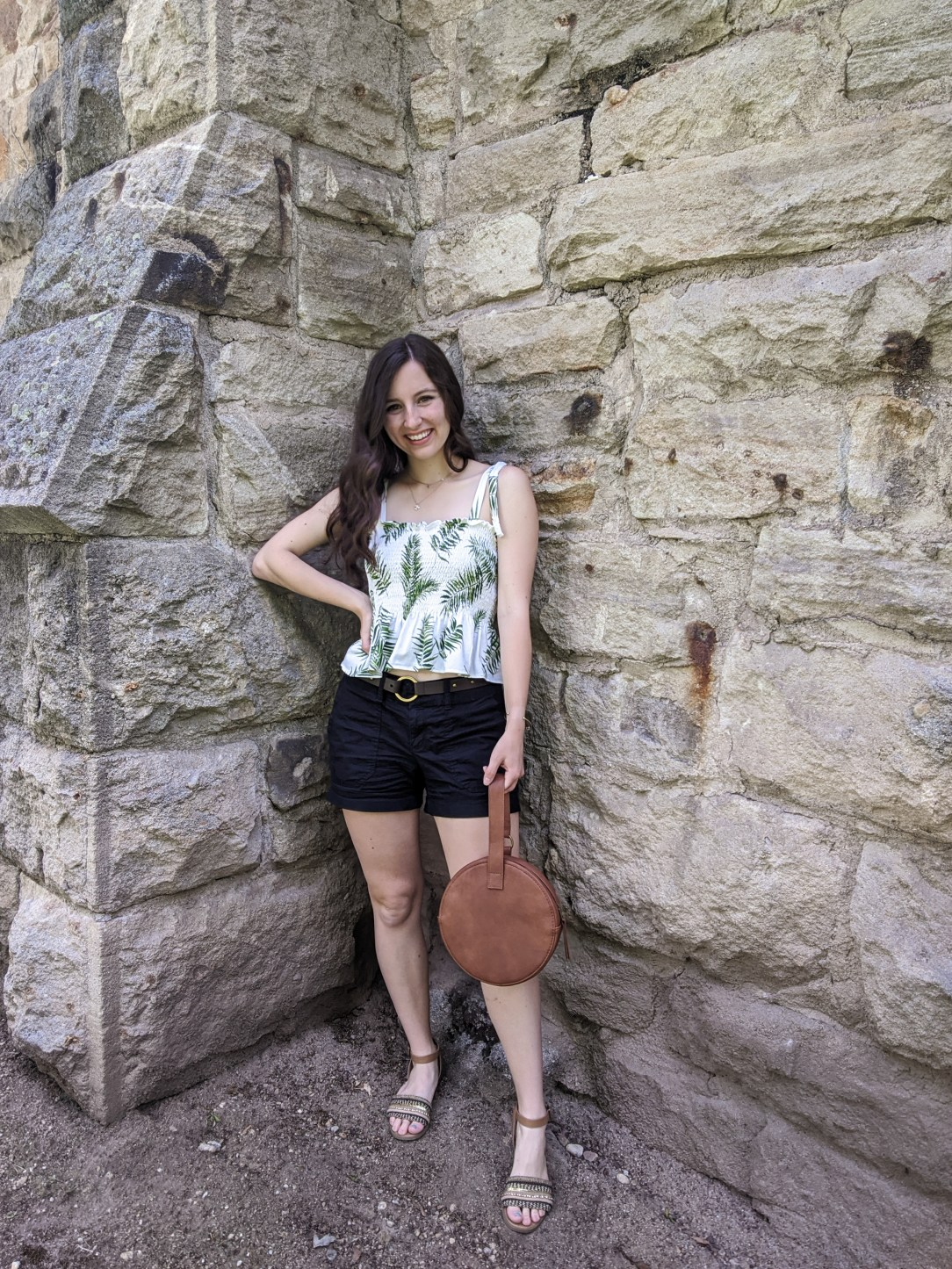 summer-fashion-Idaho-fashion-blogger-brown-accessories