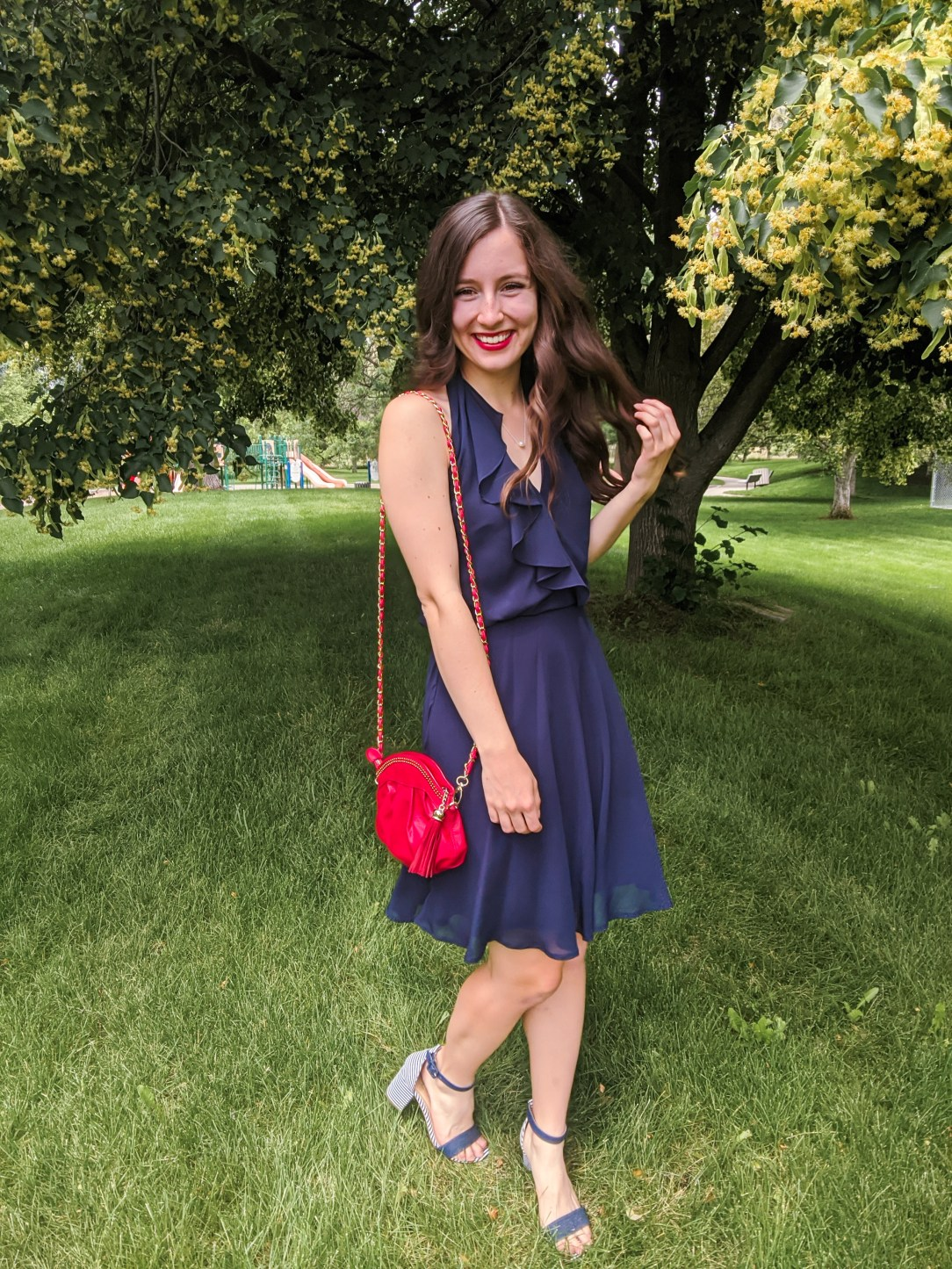 fourth-july-outfit-navy-dress