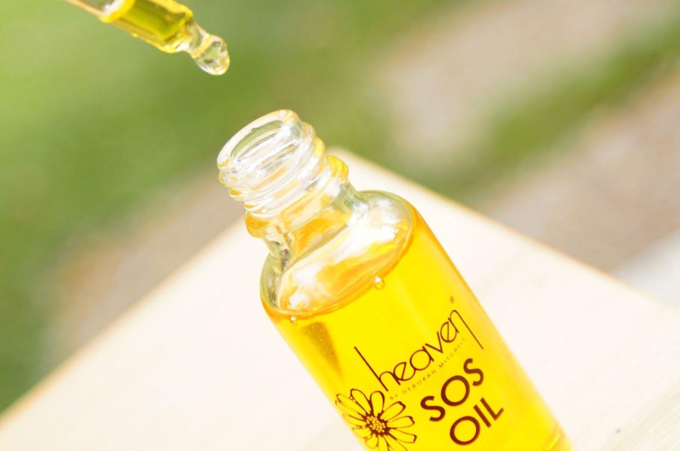 Heaven SOS oil