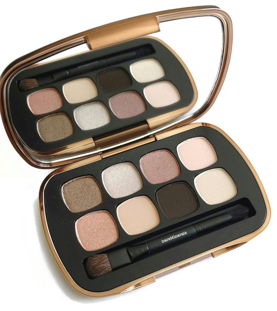 Bare Minerals The Soft & Smoky Ready Eyeshadow 8.0 Palette