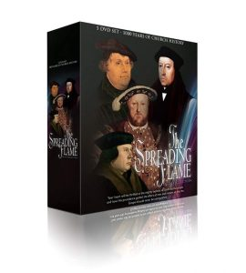 The Spreading Flame DVD boxset