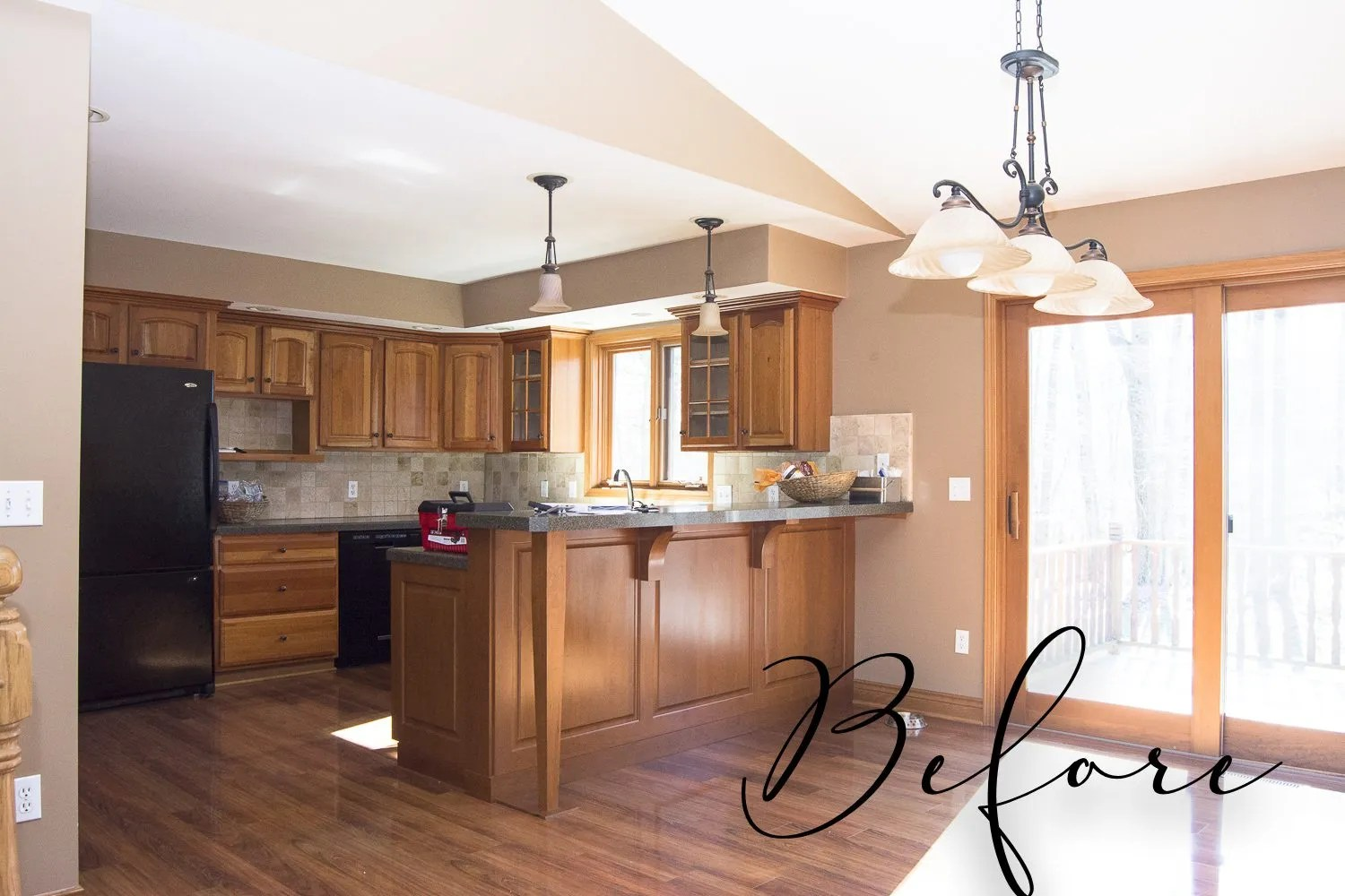 paint your kitchen cabinets in 7 days | prep steps 1-3 | grace in my