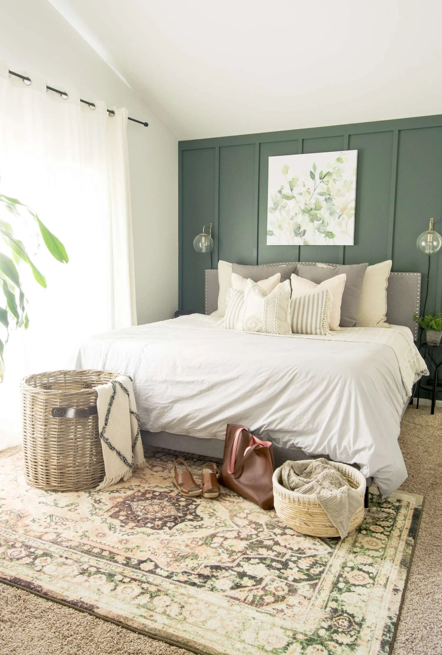 3 Tips For Styling Modern Farmhouse Bedding Grace In My Space