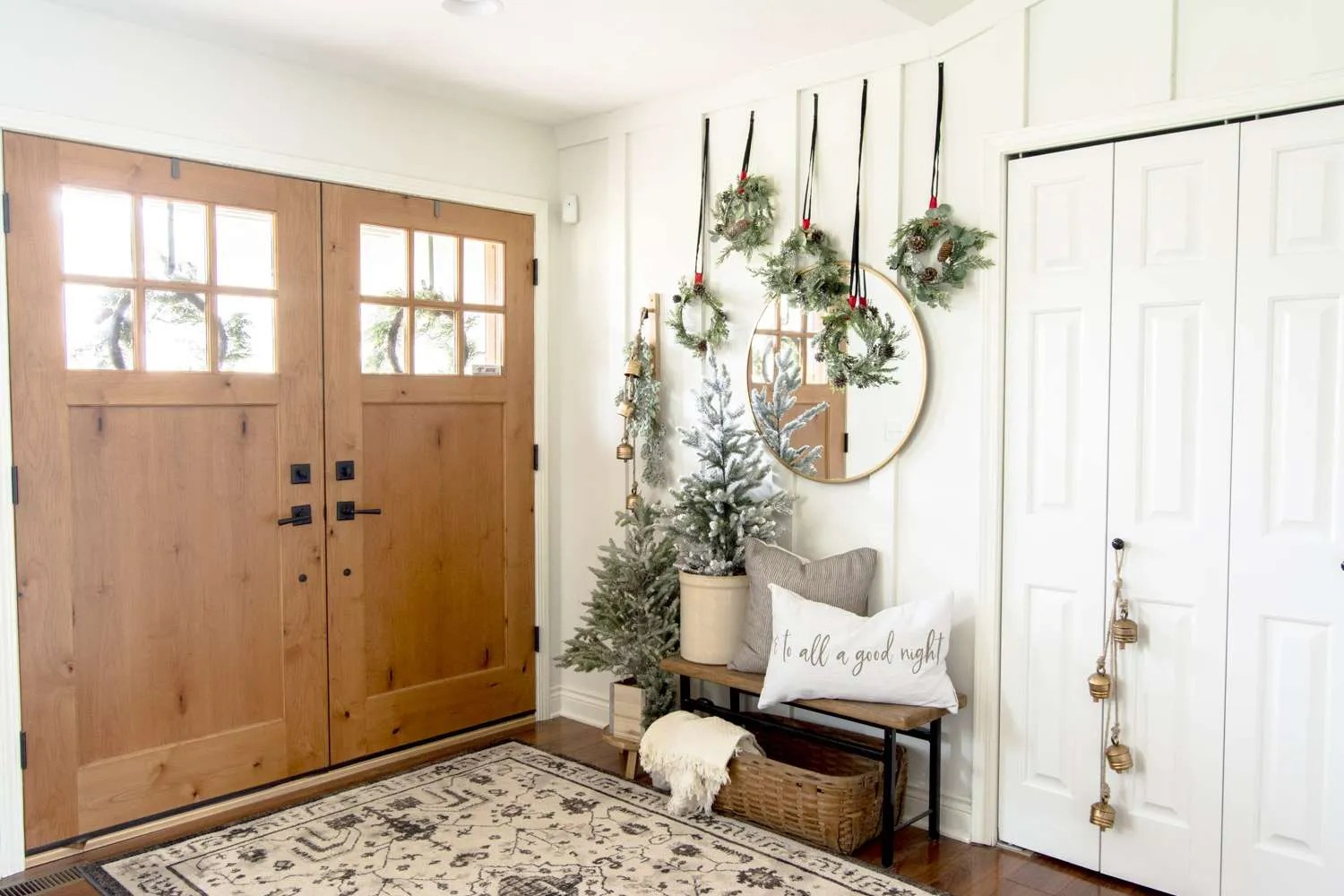 New Ideas For Traditional Christmas Decorations Grace In