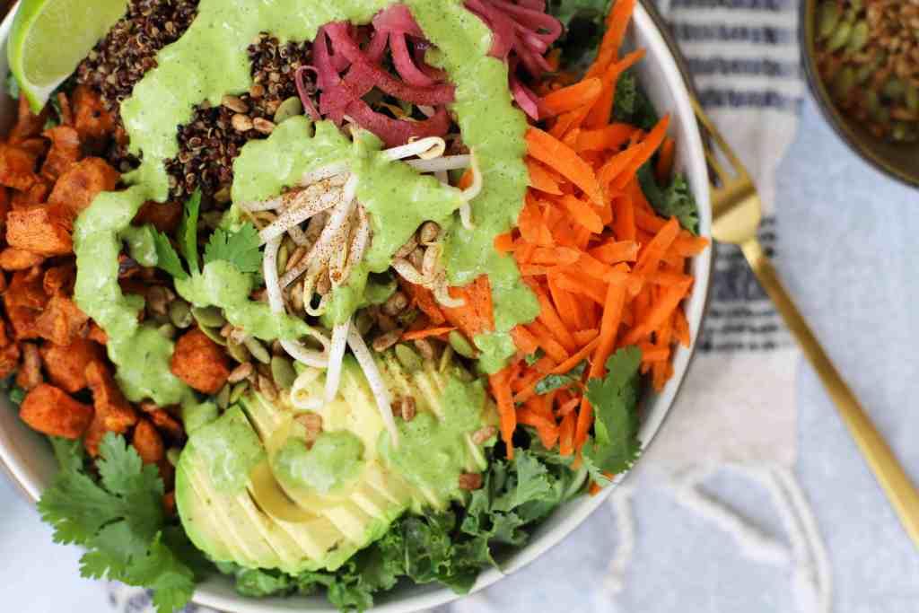 how to make Copycat Sweetgreen's salad