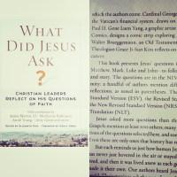 What Did Jesus Ask?-edited by Elizabeth Dias