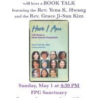 Here I Am: Book Talk at Fairfax Presbyterian Church