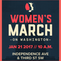 Women's March on January 21, 2017
