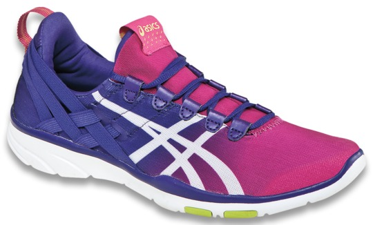 9d556e624a9e THE ASICS GEL-FIT SANA - Grace Kim James