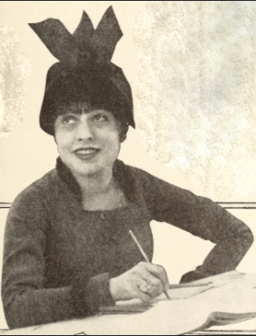 Anita Loos, 1917