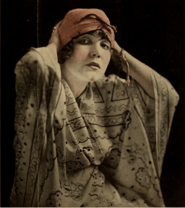 Louise Glaum, 1917