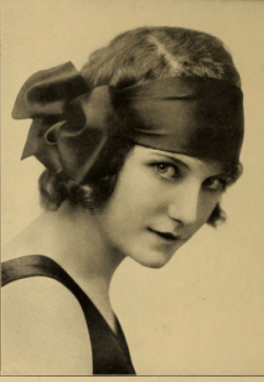 Viola Dana without shredded wheat