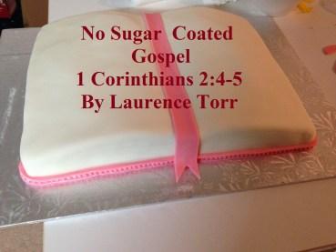 No Sugar Coated Gospel