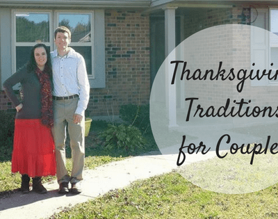 Five Thanksgiving Traditions for Couples