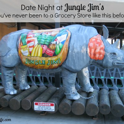 Date Night at Jungle Jim's: A Cincinnati Treasure