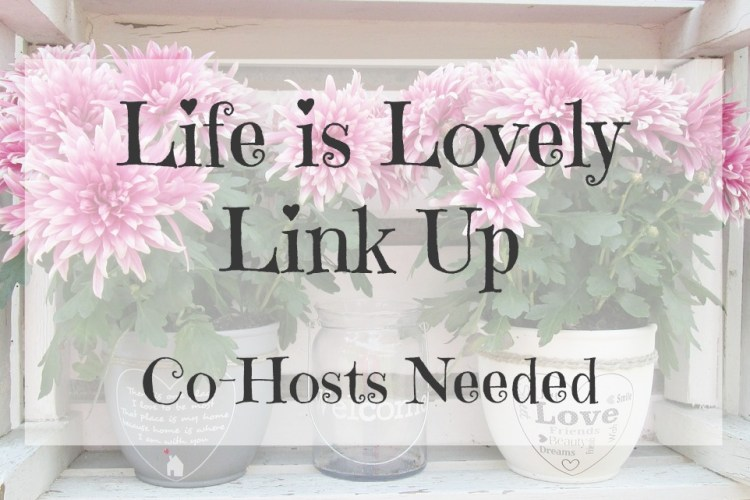 Introducing: Life is Lovely Link Up!