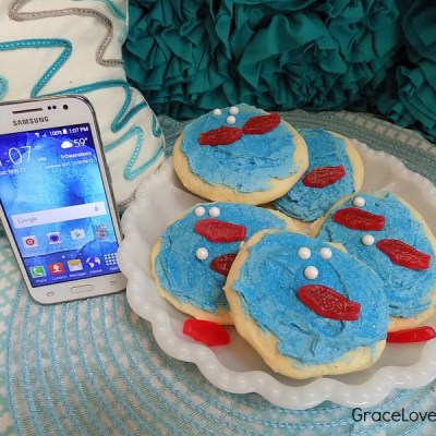 Under the Sea Date Night with Walmart Family Mobile Plus and Swedish Fish