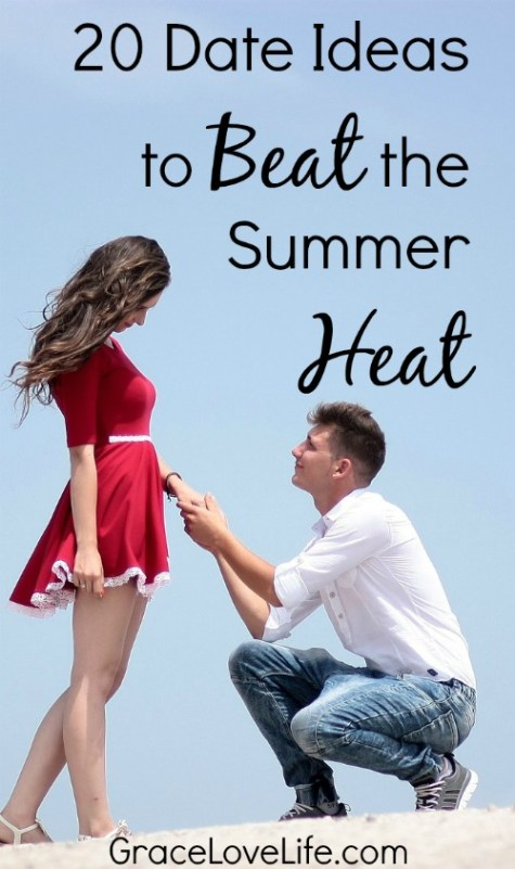 20 Date Ideas To Beat The Summer Heat Grace Love Life