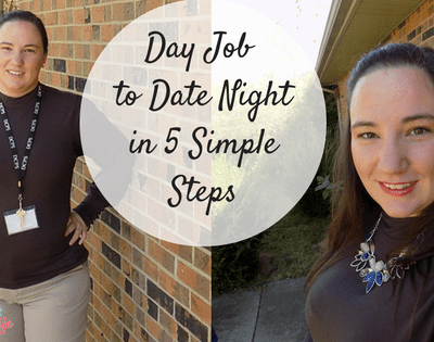 Day Job to Date Night Style in 5 Simple Steps