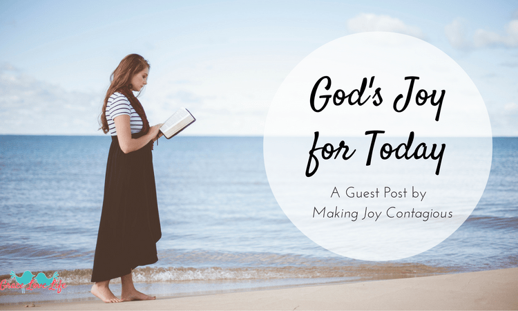 God's Joy for Today Devotional