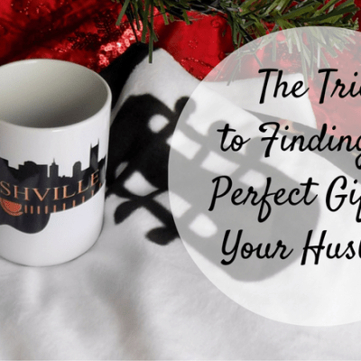 The Trick to Finding the Perfect Gift for Your Husband