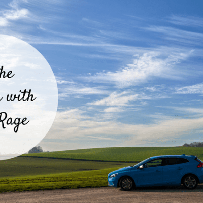 To the Woman with Road Rage