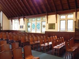 Grace Memorial Chapel Interior